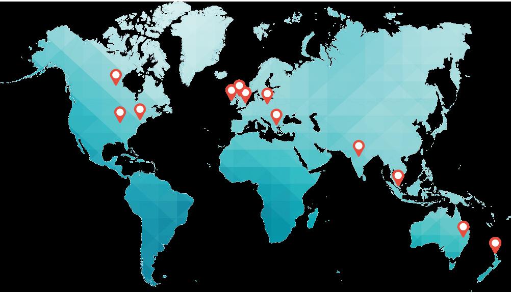 Loaction Map